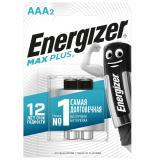 бат. Energizer LR03 Max Plus BL2 [2/24]