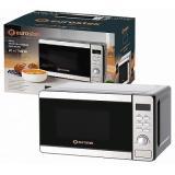 Eurostek EMO-WL11D Микроволновая печь, Мощность: 700Вт, Объем: 20л, таймер, LED дисплей, цвет - серебро [1]
