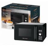 Eurostek EMO-WL12D Микроволновая печь, Мощность: 700Вт, Объем: 20л, таймер, LED дисплей, цвет - черный [1]