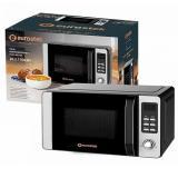 Eurostek EMO-WL14D Микроволновая печь, Мощность: 700Вт, Объем: 20л, таймер, LED дисплей, цвет - стальной [1]