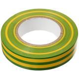 General GIT-13-15-20-YG ПВХ-изолента 0,13*15мм, 20 м, Желто-зеленая [1/250]