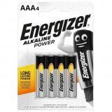 бат. Energizer LR03 Alkaline Power BL4 [4/48]