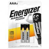 бат. Energizer LR03 Alkaline Power BL2 [2/24]