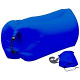 ECOS LAZYBAG Мешок для отдыха (Lamzac) 185 х 75 х 50 см. Нейлон. Цвет: Royal blue (т.синий) [1/12]