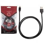 Energy ET-02 Кабель USB/MicroUSB, цвет - черный [1/50]