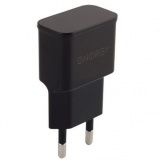 Energy ET-09 Сетевое зарядное устройство, цвет - чёрный [1]