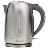 Galaxy GL 0324 Чайник электрический, Мощность 2200Вт, Объем: 1,7 л, нерж.сталь [1/6]