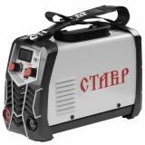 Ставр САИ-280НЭ Сварочный аппарат инверторный 280А (IGBT), напряжение сети/частота 220 В (+10;-30%) / 50 Гц, максимальная потребляемая мощность 5,5 кВ