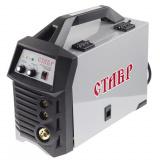 Ставр САУ-200М Сварочный аппарат  универсальный инверторный  200А (IGBT) 7.3 кВт,  диапазон сварочного тока 20-200, рабочий цикл 60 % [1]