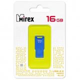 Флэш-диск Mirex 16Gb MARIO BLUE (ecopack) [1?]