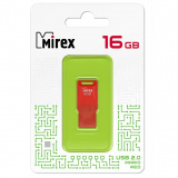 Флэш-диск Mirex 16Gb MARIO RED (ecopack) [1?]