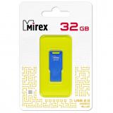 Флэш-диск Mirex 32GB MARIO BLUE (ecopack) [1?]