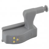 ЭРА SB-401 Фонарь пушлайт-подсветка на петлю в кухонный шкаф (3SMD LED,  2xA23, бл) [1/10]