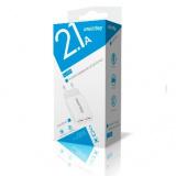 SmartBuy® FLASH, Сетевое ЗУ 2.1 А+1 А , белое, 2 USB (SBP-2011) [1]