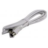 Smartbuy Антенный кабель разъемы M-M, угловой разъем, длина 1,8 м [1/20?]