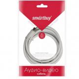 Smartbuy, Антенный кабель разъемы M-F, угловой разъем, длина 1,8 м [1/20?]