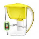 "Фильтр-кувшин Барьер ""Фит"" Опти-Лайт бодрящий лимон, объем воронки 1,1 литра, объем кувшина 2,5 литра [1/7/1?]"