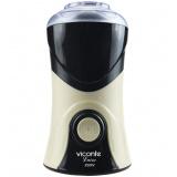 Viconte VC-3104 Кофемолка, Мощность: 250 Вт, Вместимость: 70г, (бежевый) [1/24]
