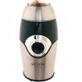 Viconte VC-3108 Кофемолка, Мощность: 280 Вт, Вместимость: 75г (черная) [1/24]