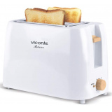 Viconte VC-411 Тостер, Мощность: 800 Вт, Количество тостов: 2 [1/6]