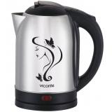 Viconte VC-3255 Чайник электрический, Мощность: 2200Вт, Объем: 2,0л [1/12]