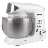 VITEK VT-1444 (W) Кухонная машина, Мощность: 1000 Вт, Объём чаши: 3,5л [1/2]