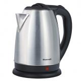 MAXWELL MW-1005 (ST) Чайник электрический, Мощность: 1800Вт, Объем: 1,8л (стальной) [1/12]