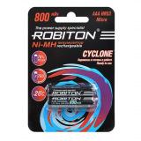 акк. Robiton  AAA 800mAh RTU Ni-MH BL2 (2/50) [2/50]