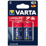 бат.  VARTA LR14 LONGLIFE MAX POWER BL2 [2/20]