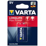 бат.  VARTA 6LR61 LONGLIFE MAX POWER BL1 [1/10]