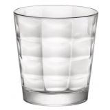 Bormioli Rocco CUBE WATER стаканы 240 мл на поддон. термоусад., набор 6 шт [1]
