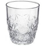 Bormioli Rocco DEDALO стаканы для виски WHISKY 260 мл, набор 6 шт [1/6]