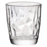 Bormioli Rocco DIAMOND стаканы для виски DOF  390 мл, набор 6 шт. [1]