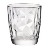 Bormioli Rocco DIAMOND стаканы 300 мл, набор 4 шт. прозрачный [1]