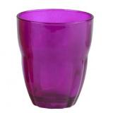 Bormioli Rocco ERCOLE стаканы 230 мл, фуксия, набор 3 шт. цв.рукав [1/6]