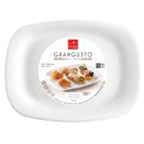 Bormioli Rocco GRANGUSTO 431242 Тарелка PASTICCERIA 21,7 х 16,3 см [1/12]