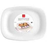 Bormioli Rocco GRANGUSTO 431240 Тарелка сервировочная BBQ 33 х 24 см [1/12]