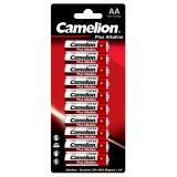 бат. Camelion LR6 Plus Alkaline BL10 [10?/120/720]