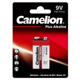 бат. 6LR61  Camelion Plus Alkaline BL-1 [1/12/192]