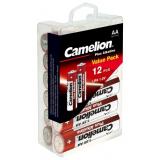 бат. Camelion LR6 Plus Alkaline BOX12 [12/288/576]