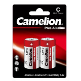 бат. Camelion LR14 Plus Alkaline BL2 [2/12/192]