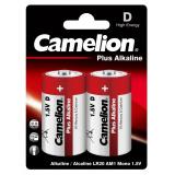 бат. Camelion LR20 Plus Alkaline BL2 [2/12/96]