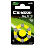 бат. Camelion  ZA10 BL-6 [6/60/600?]