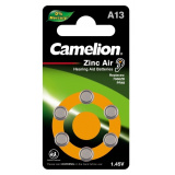 бат. Camelion  ZA13 BL-6 [6/60/600?]