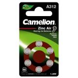 бат. Camelion  ZA312 BL-6 [6/60/600?]