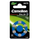 бат. Camelion  ZA675 BL-6 [6/60/600?]