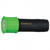 Ultraflash LED15001-C (фонарь 3XR03 светофор,  зеленый с черным, 9 LED, пластик, блистер) [1/6]