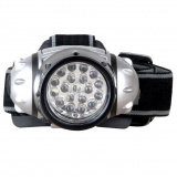 Ultraflash LED5353 (фонарь налобн металлик, 19LED, 4 реж, 3XR03,  пласт, коробка) [1/5]