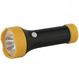 Ultraflash 5002-ТН  (фонарь, черный, 4LED, 1 реж, 3XR03, пласт, блист-пакет) [1/25]
