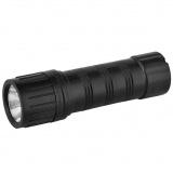 Ultraflash 7102-ТН  (фонарь, черный, 1LED, 1 реж, 3XR03, пласт, блист-пакет) [1/25]